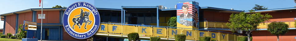Robert F. Kennedy Elem School  Logo